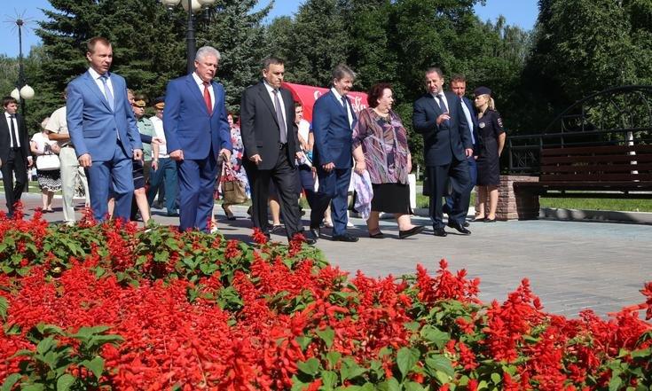 Открытие бюста герою РФ Марку Евтюхину перенесено на2августа