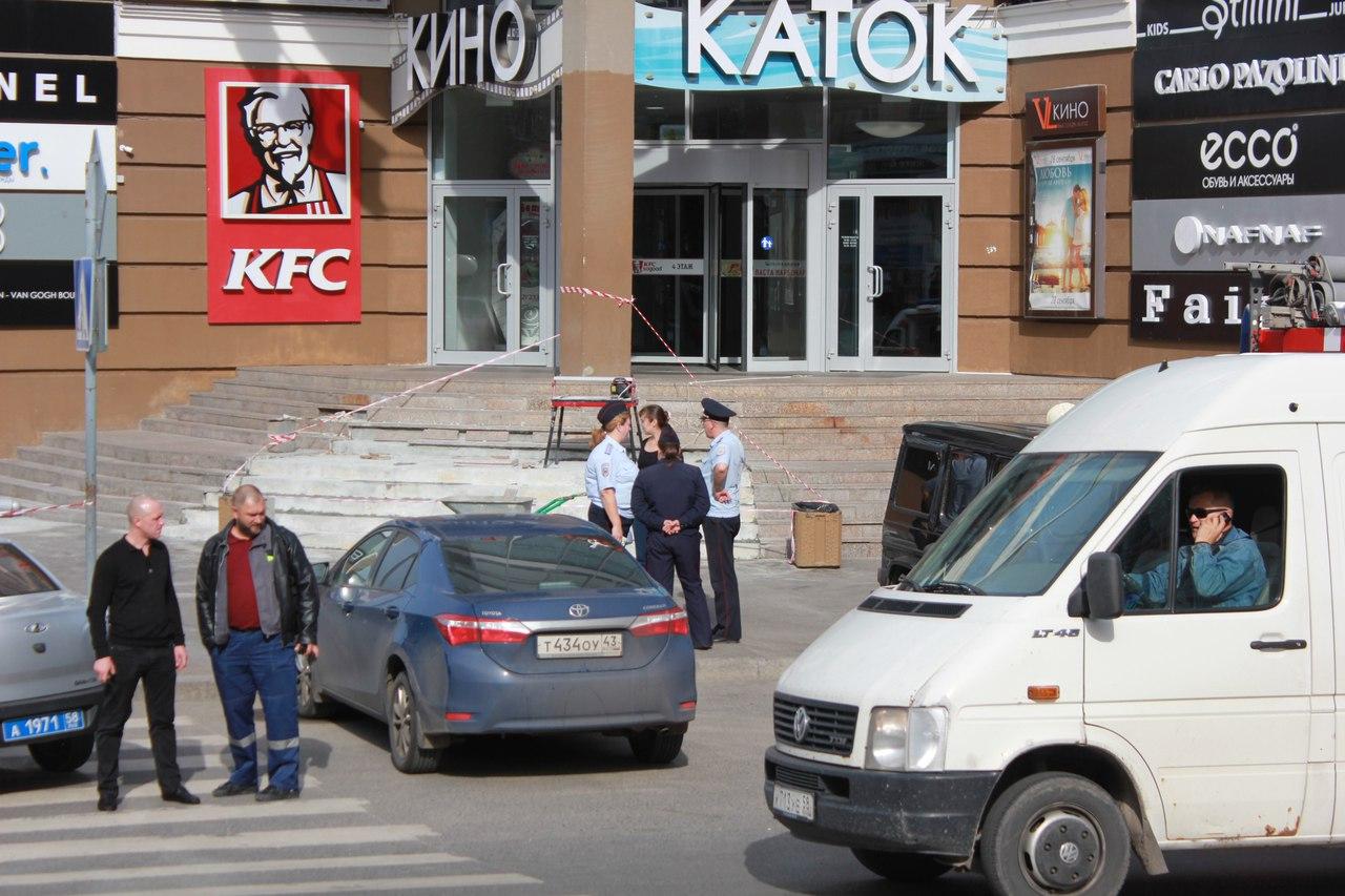 Изнескольких торговых центров Пензы эвакуированы посетители иперсонал