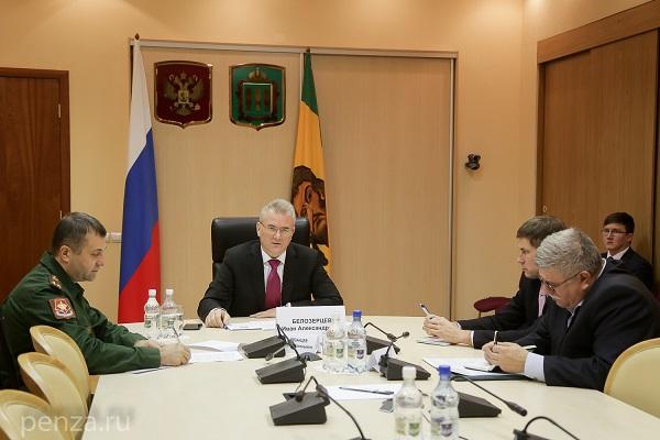 Министр Сайгидпаша Умаханов принял участие вконференции Минобороны РФ