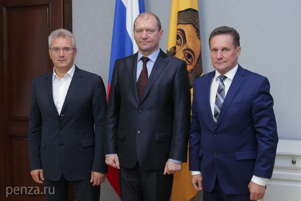 ВПензе подписано соглашение ореконструкции детской железной дороги