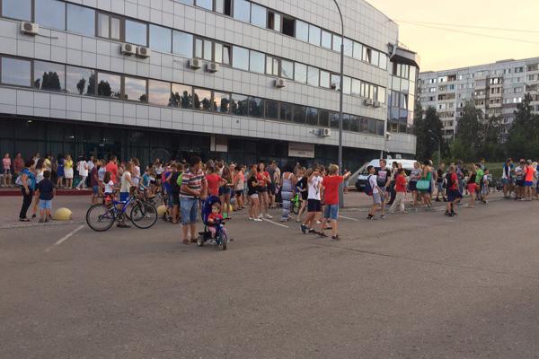 Пензенцы чествовали трехкратного призера Олимпиады Дениса Аблязина