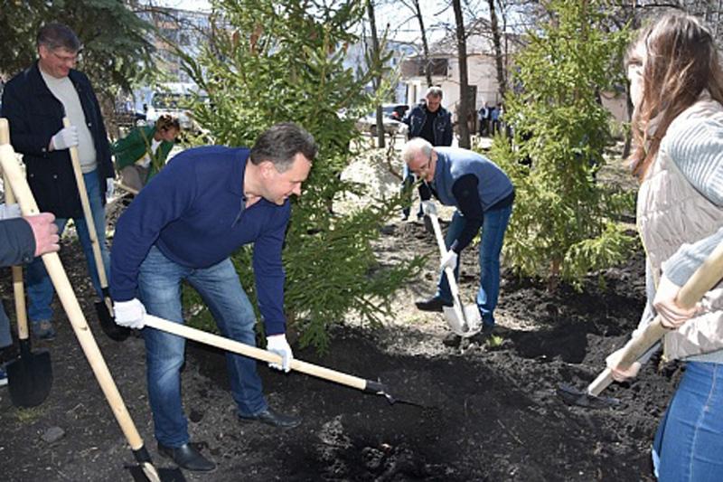 Зачистоту Октябрьскому району Пензы рассчитывает 1 млн. руб.