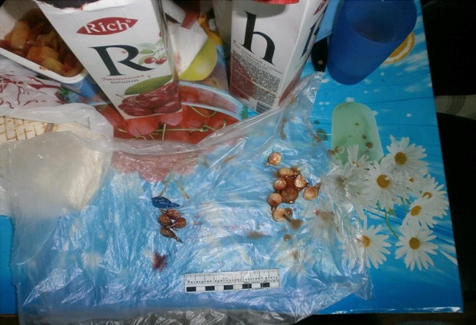 ВПензе женщина пробовала передать вколонию наркотики вкоробке из-под сока
