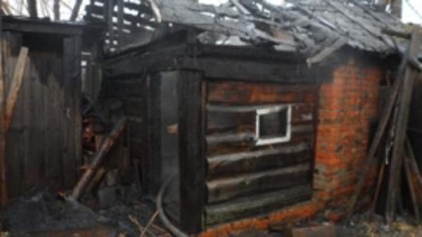 ВПензенской области засутки загорелись два дома