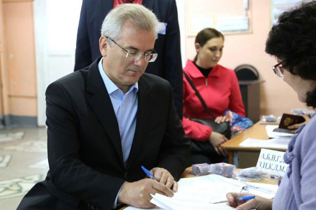 ВКирове проходит предварительное голосование