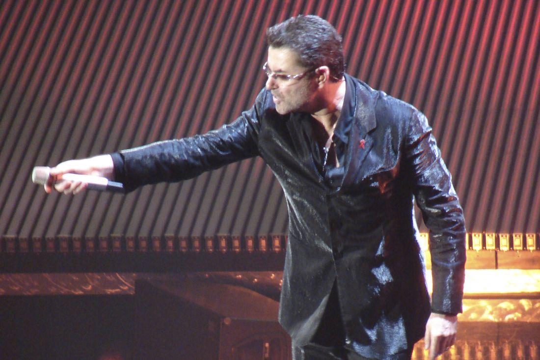 Умер британский певец Джордж Майкл