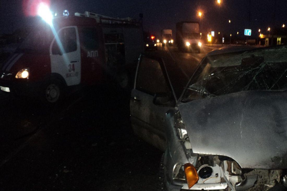 ВМокшанском районе вДТП пострадала семья сгрудным сыном