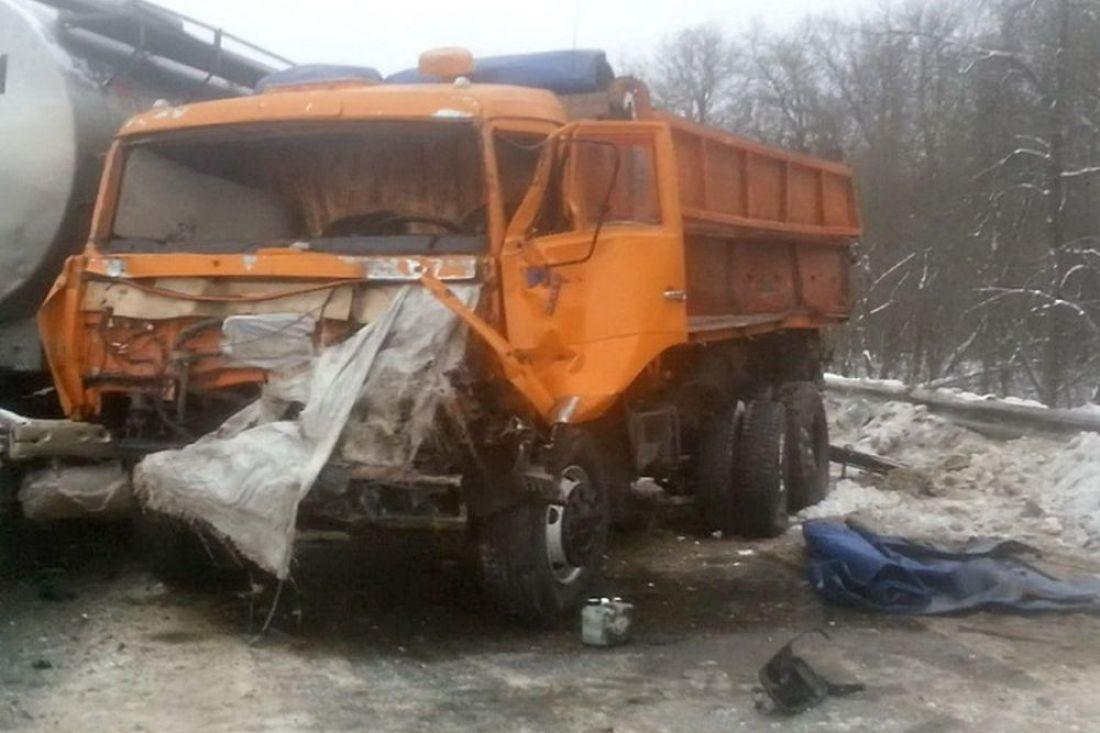ВПензенской области ссамого начала 2017г. вДТП погибли 27 человек