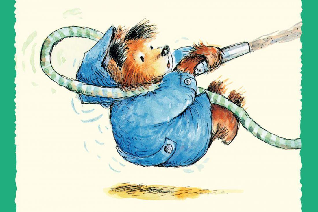 В Англии скончался автор сказок про медвежонка Паддингтона