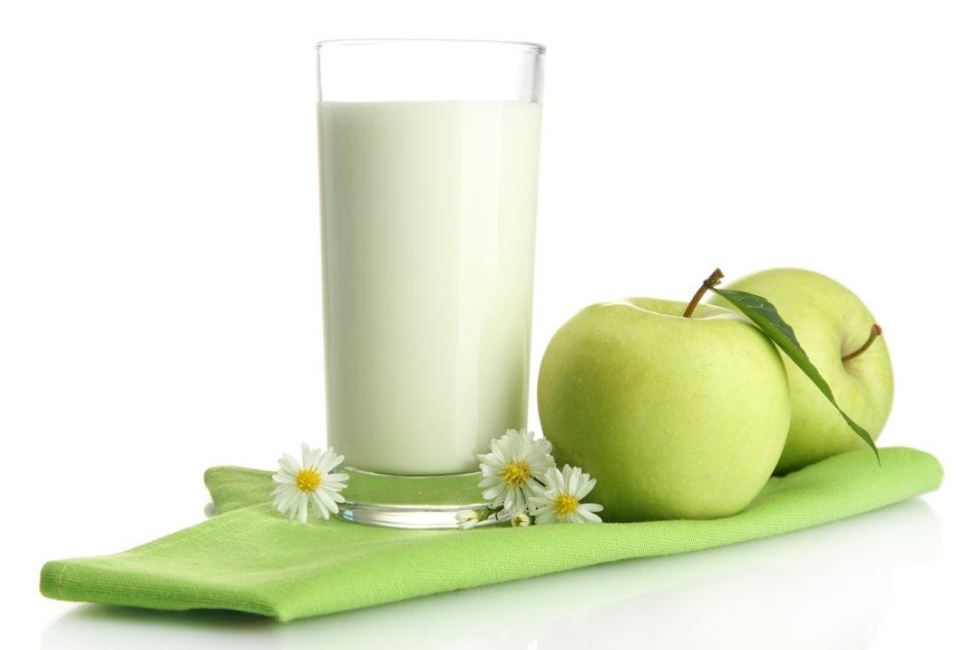 Диета Яблочная Молочная. Молочная диета