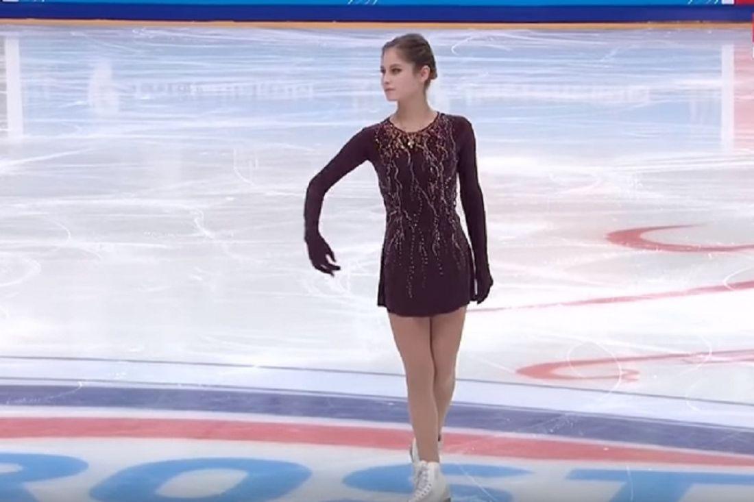 Юлия Липницкая: Япланирую попробовать себя вкомментаторстве