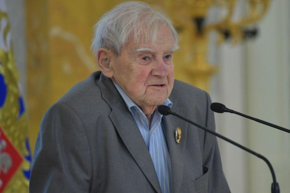Даниил Гранин скончался вПетербурге