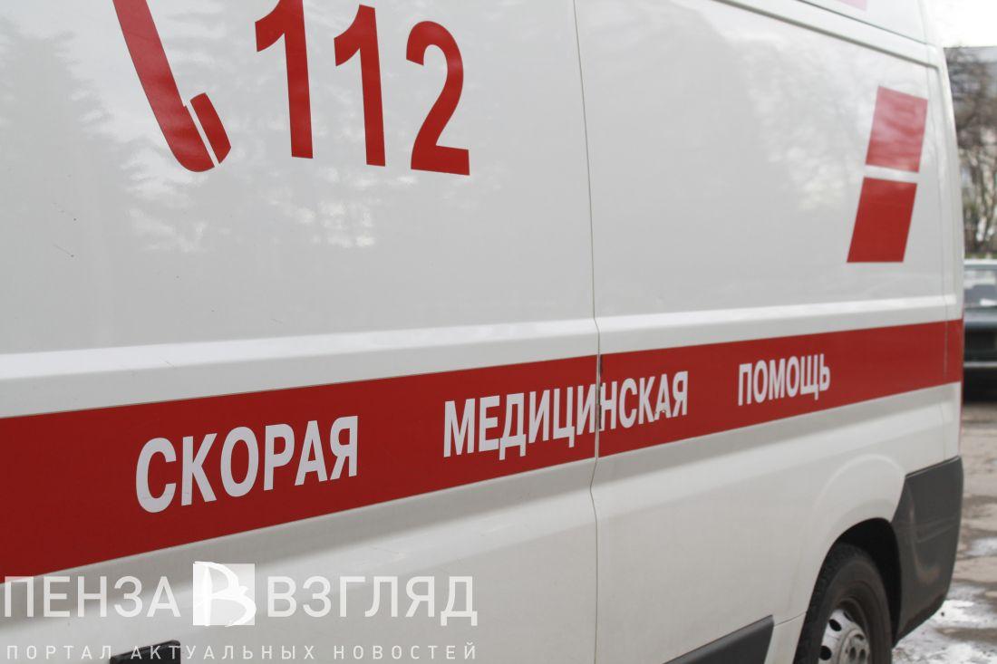 ВДТП с 2-мя иномарками натрассе пострадал человек