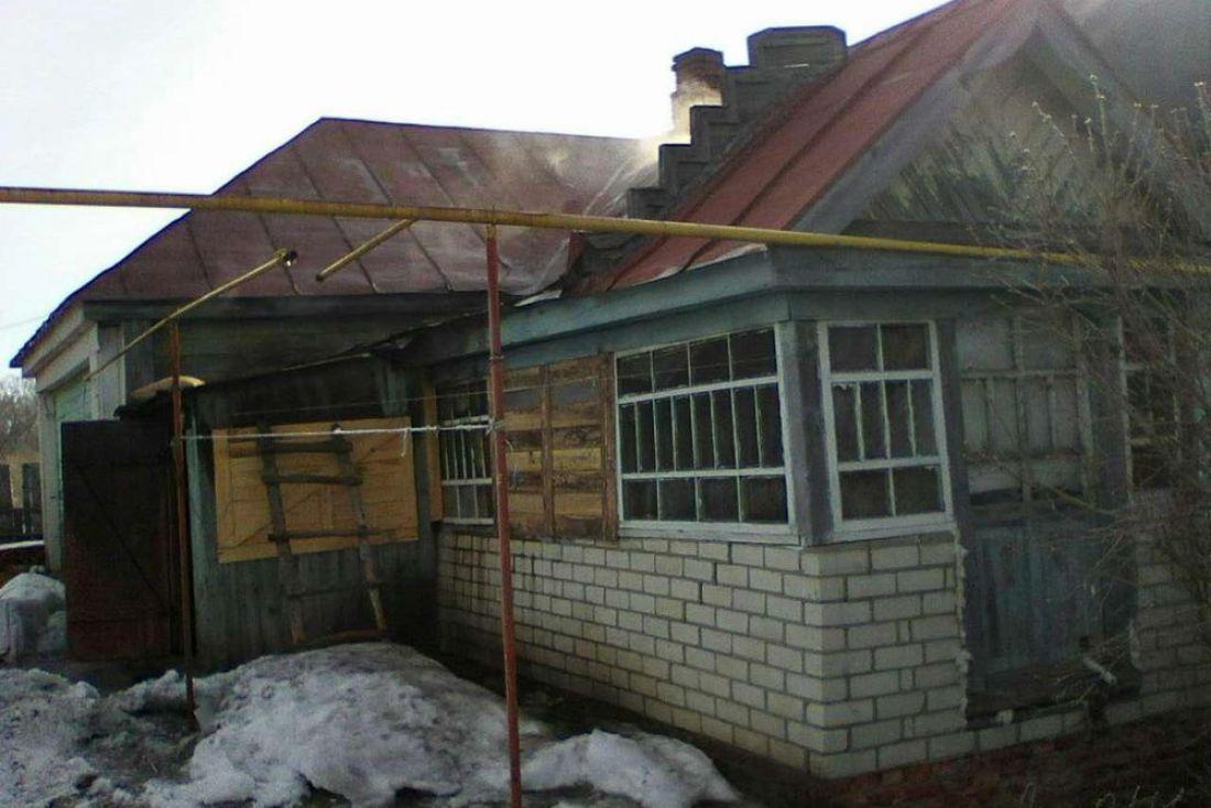 При пожаре погибли двое маленьких детей— катастрофа под Каменкой