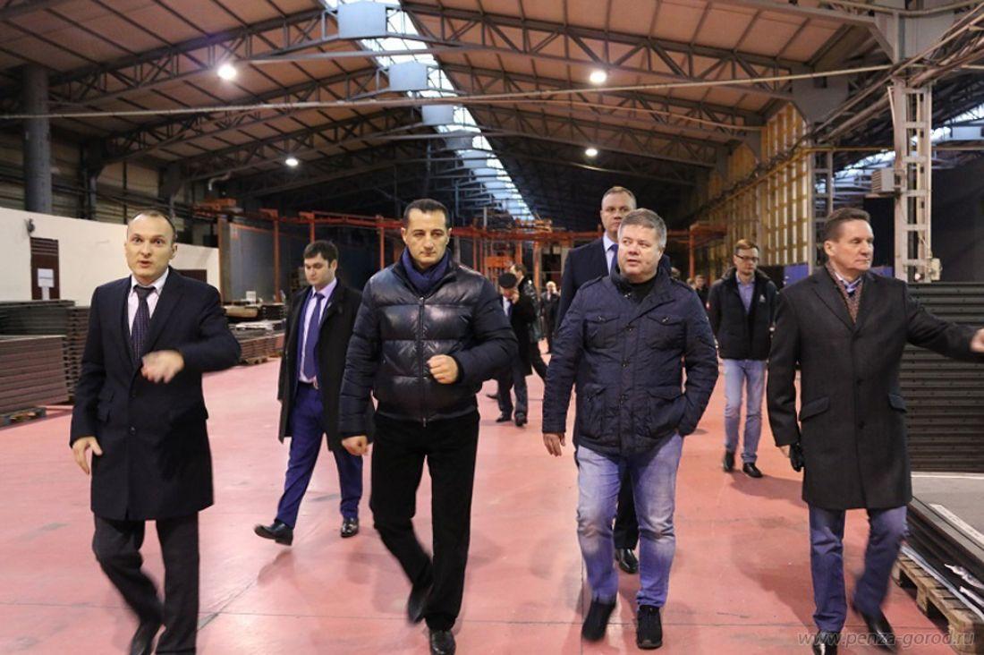 Виктор Кувайцев срабочим визитом посетил Кабардино-Балкарскую республику