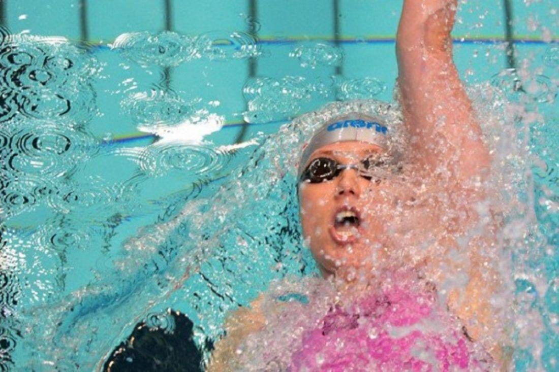 Анастасия Фесикова вышла вполуфинал олимпийского заплыва