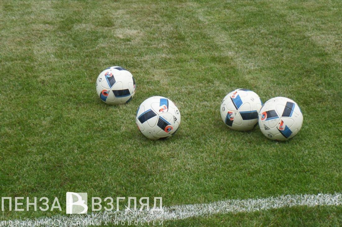 Пензенский «Зенит» обыграл «Ротор ― Волгоград-2» вдомашнем матче