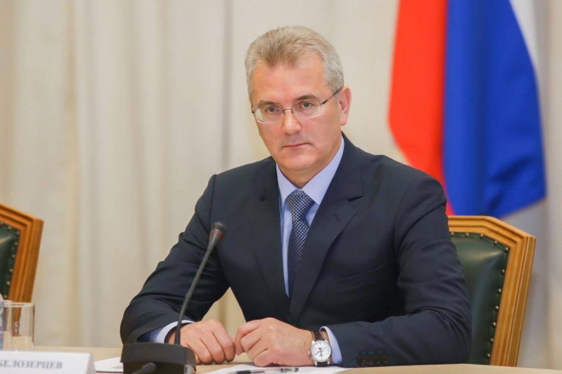 Назаров попал вТОП-20 губернаторов-блогеров