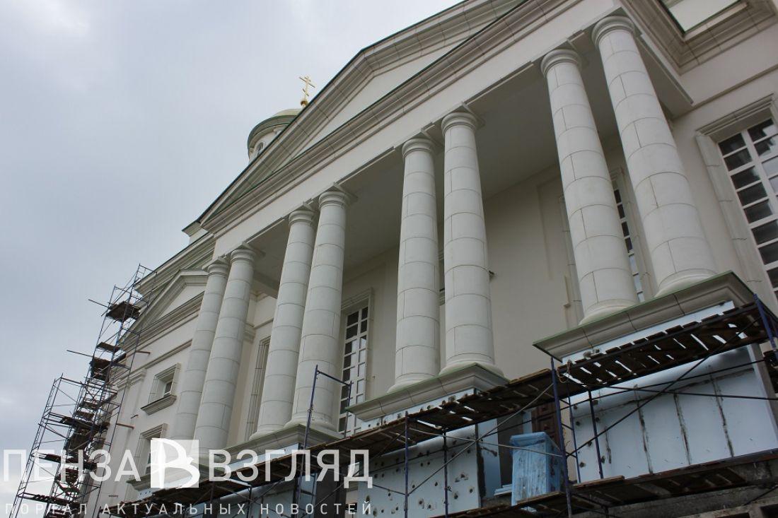 Для окончания строительства Спасского храма нужно неменее 160 млн руб.