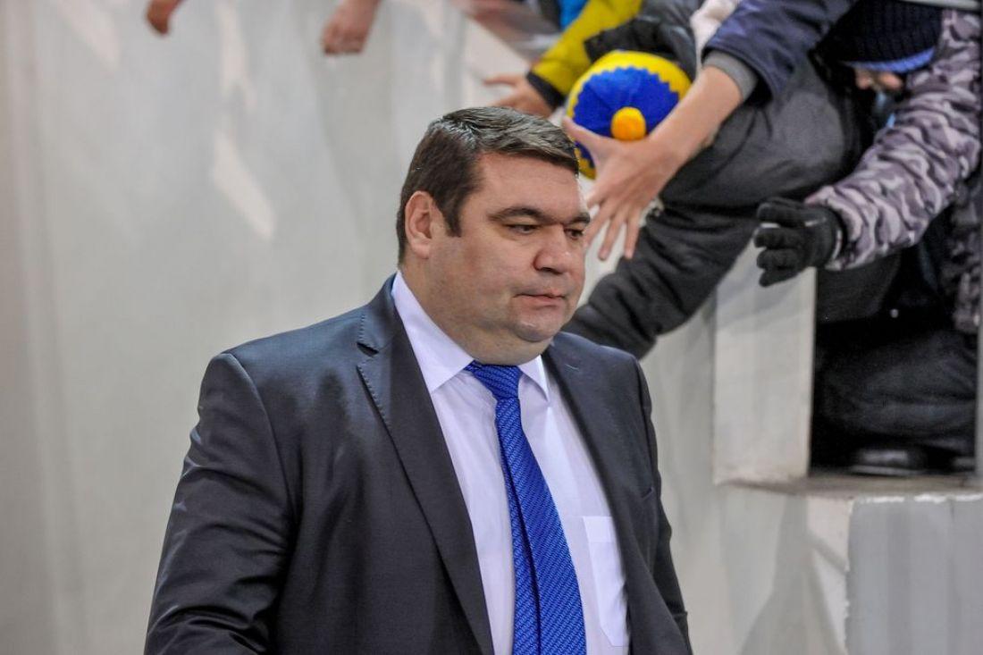 ТагильскийХК «Спутник» сократил основного тренера после 12 поражений подряд
