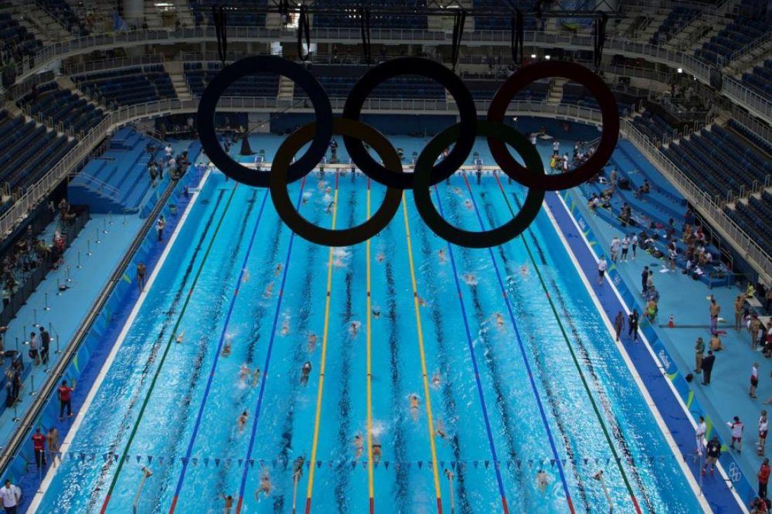Анастасия Фесикова невышла вфинал олимпийского турнира поплаванию наспине