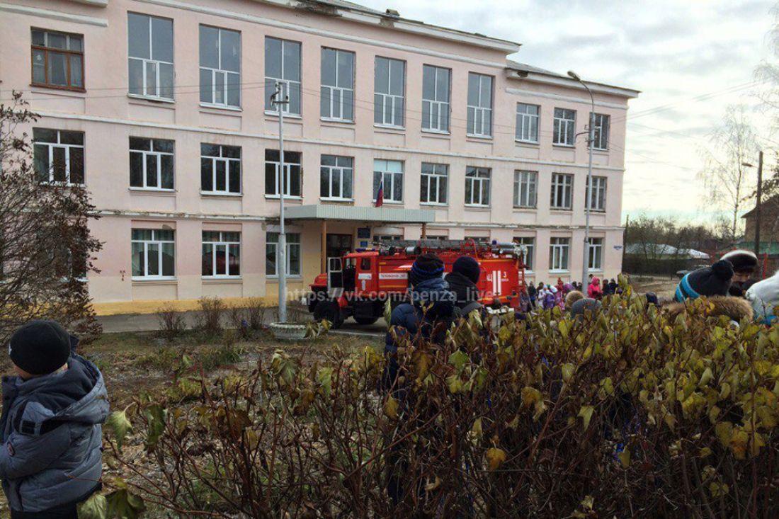 В.Кувайцев прокомментировал пожар в отделе школы номер 60