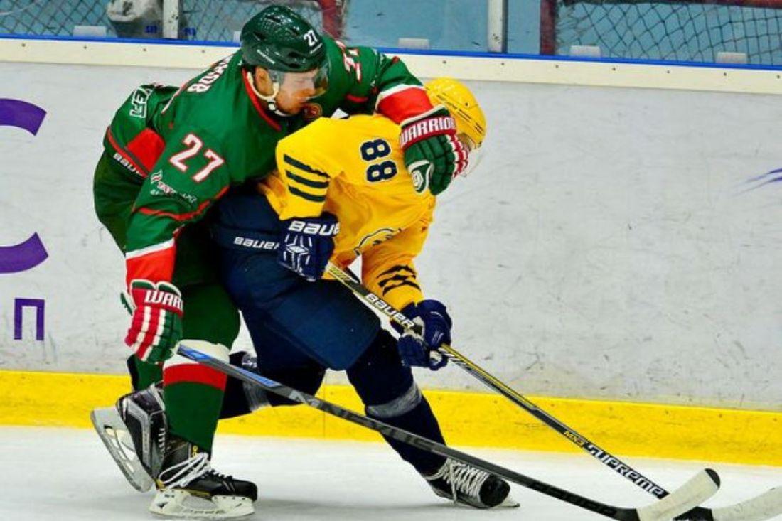 Казанский «Барс» победил пензенский «Дизель» вматче чемпионата ВХЛ
