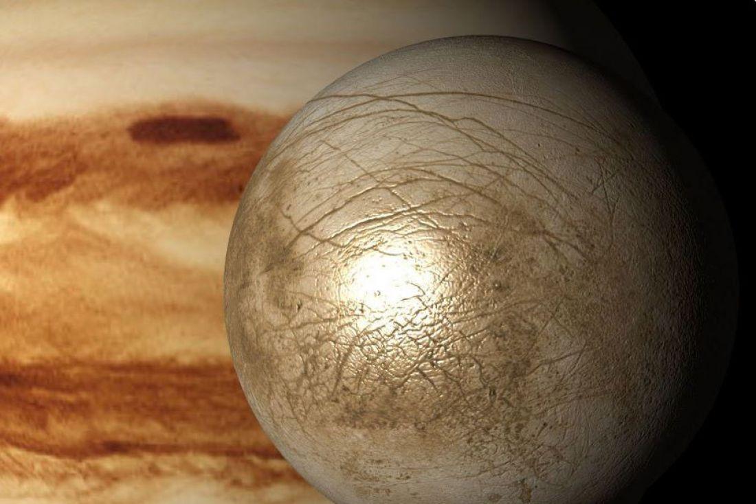 Наспутнике Юпитера Европе возможна жизнь— Ученые
