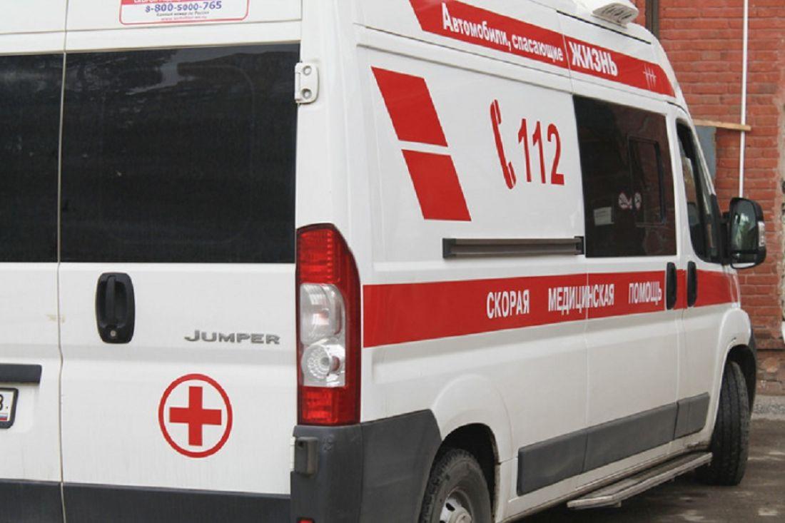 ВПензе наулице Кижеватова иностранная машина сбила 22-летнюю девушку