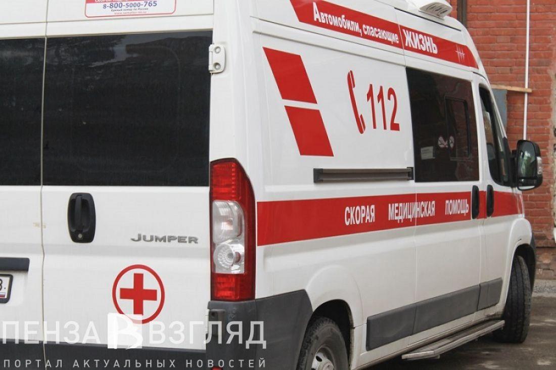 Два пассажира ВАЗ-21074 погибли, еще двое пострадали вДТП под Пензой