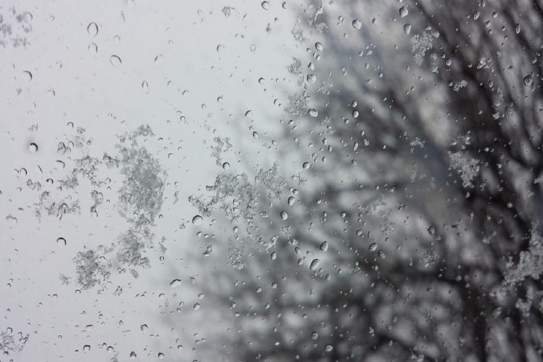ВБелгородской области ожидаются заморозки имокрый снег сдождём