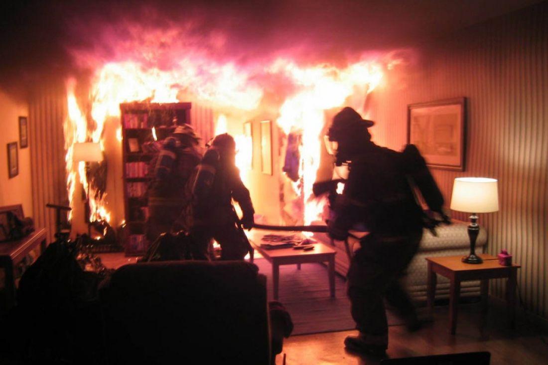 Жительница Заречного погибла впожаре