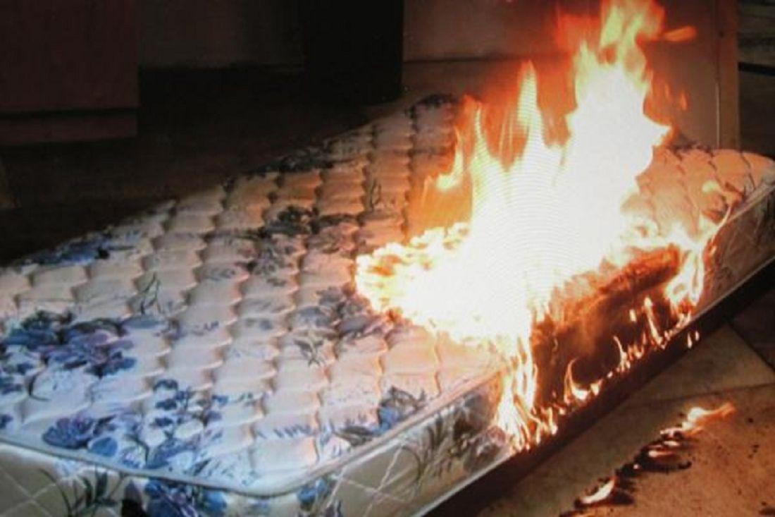 ВПензе сын-подросток спас мать изгорящей квартиры