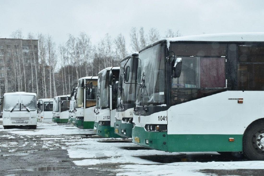 Старт дачных перевозок в Пензе зависит от горожан