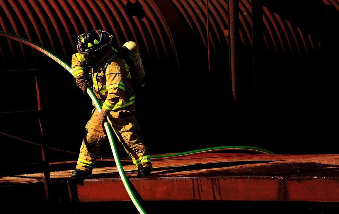 Появились подробности ночного пожара в Сердобске Пензенской области