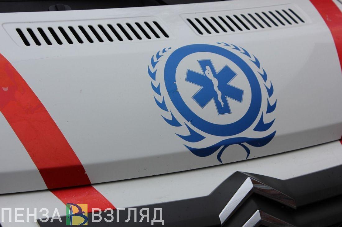 Мужчина получил травмы в аварии на трассе М-5 в Пензенской области