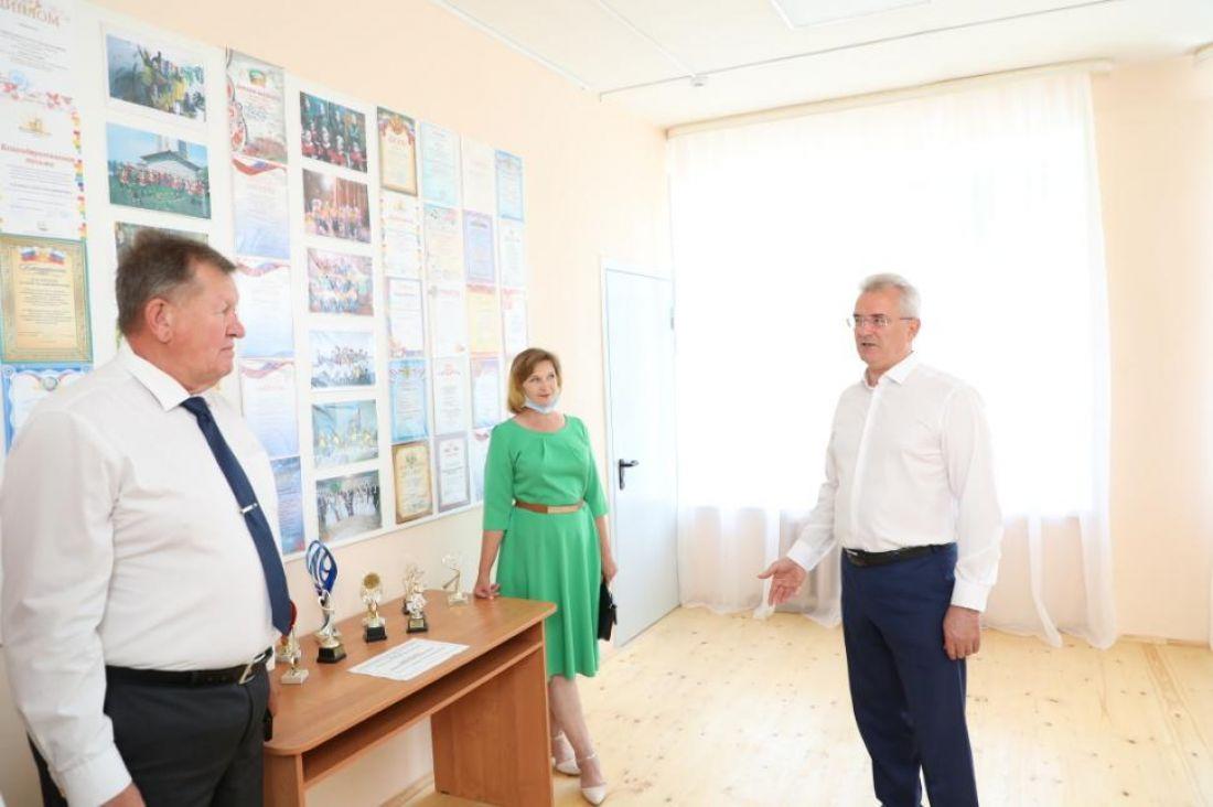 К годовщине смерти Лермонтова в селе его детства отремонтировали ДК