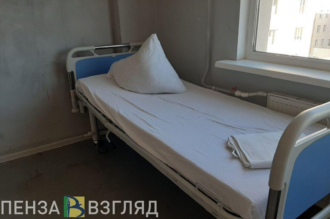 Итоговая статистика по коронавирусу в Пензенской области за 24 июля