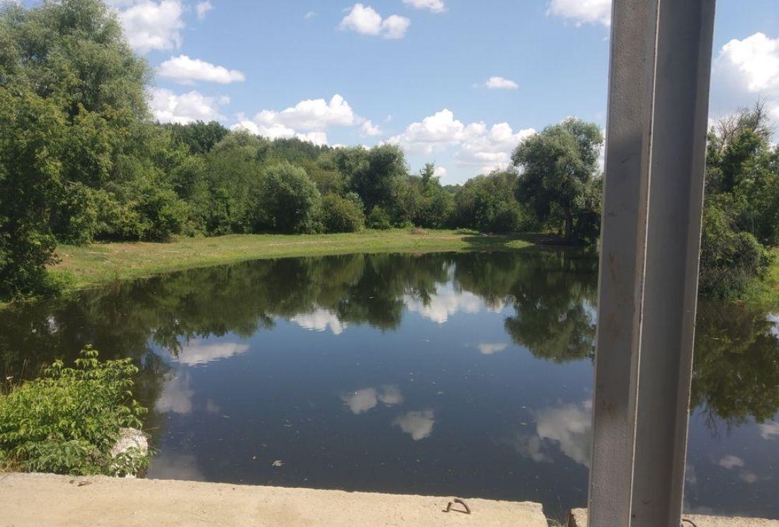 В Пензенской области расчистили пруд на реке Труев