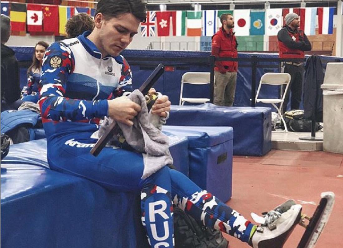 Пензенец Денис Айрапетян завоевал «бронзу» на всероссийских соревнованиях