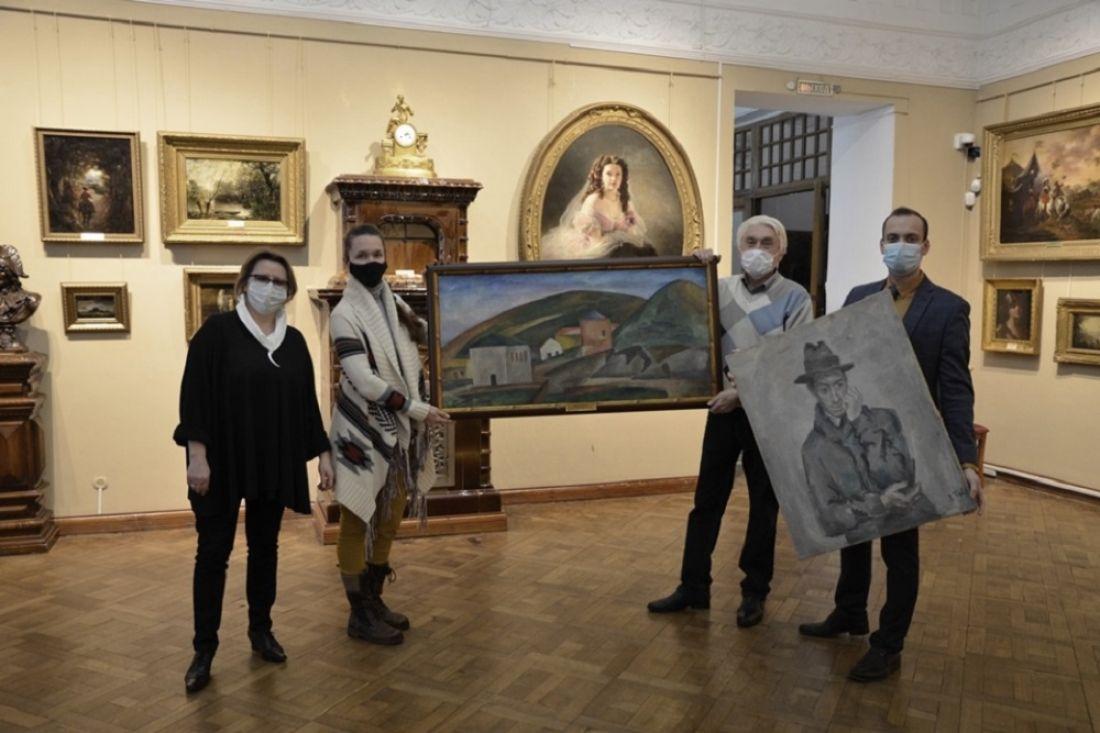 В Пензенскую картинную галерею прибыли шедевры из Третьяковки