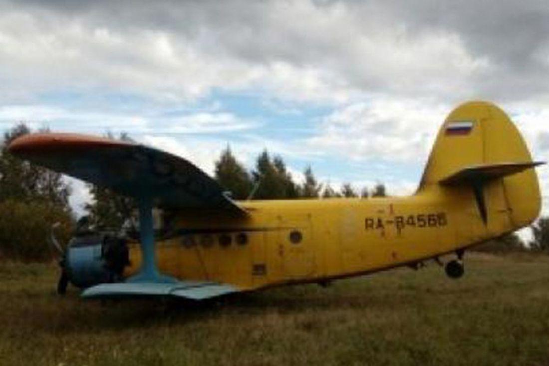 ВУльяновской области отыскали брошенный Ан-2