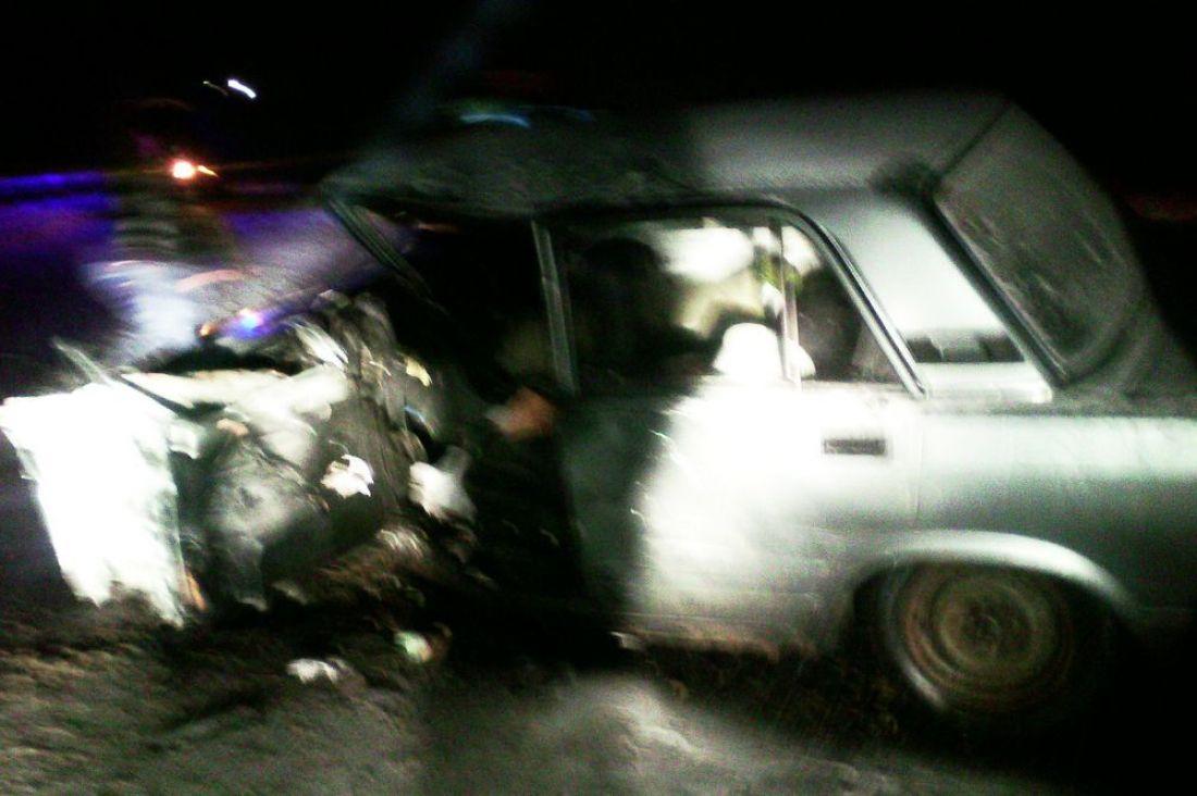 ДТП вНижнеломовском районе: шофёр ВАЗ-2107 скончался отсерьезных травм