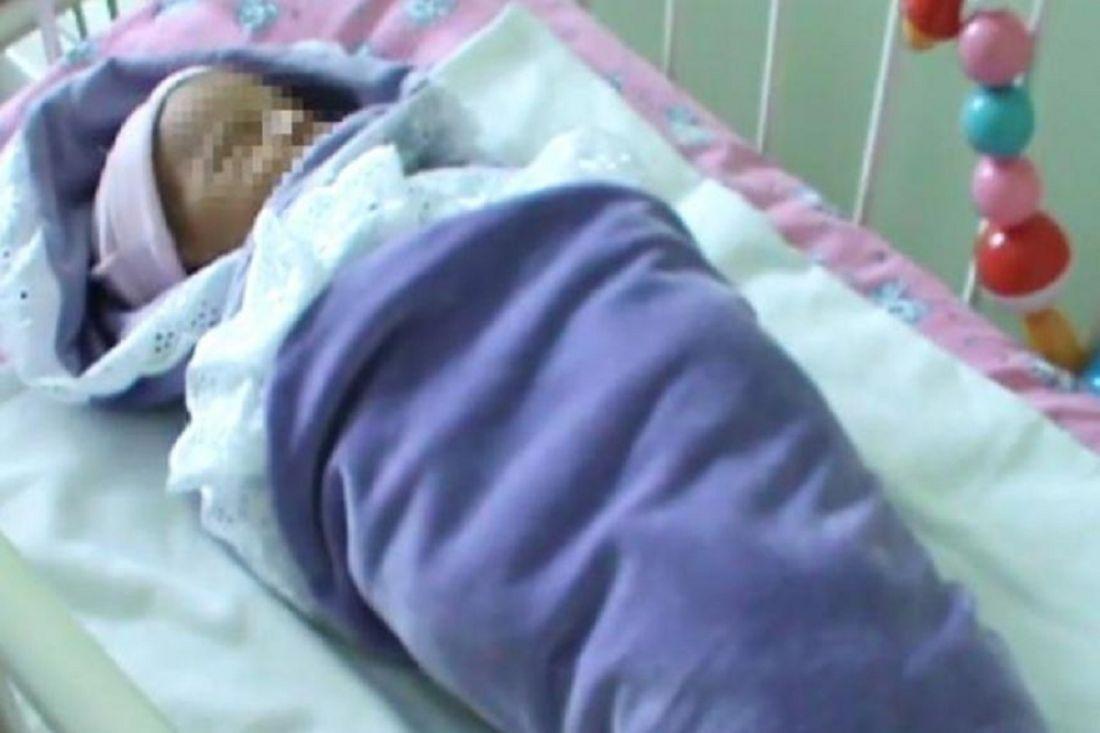 ВКрасноярске втраве отыскали брошенного малыша: милиция разыскивает мать девушки