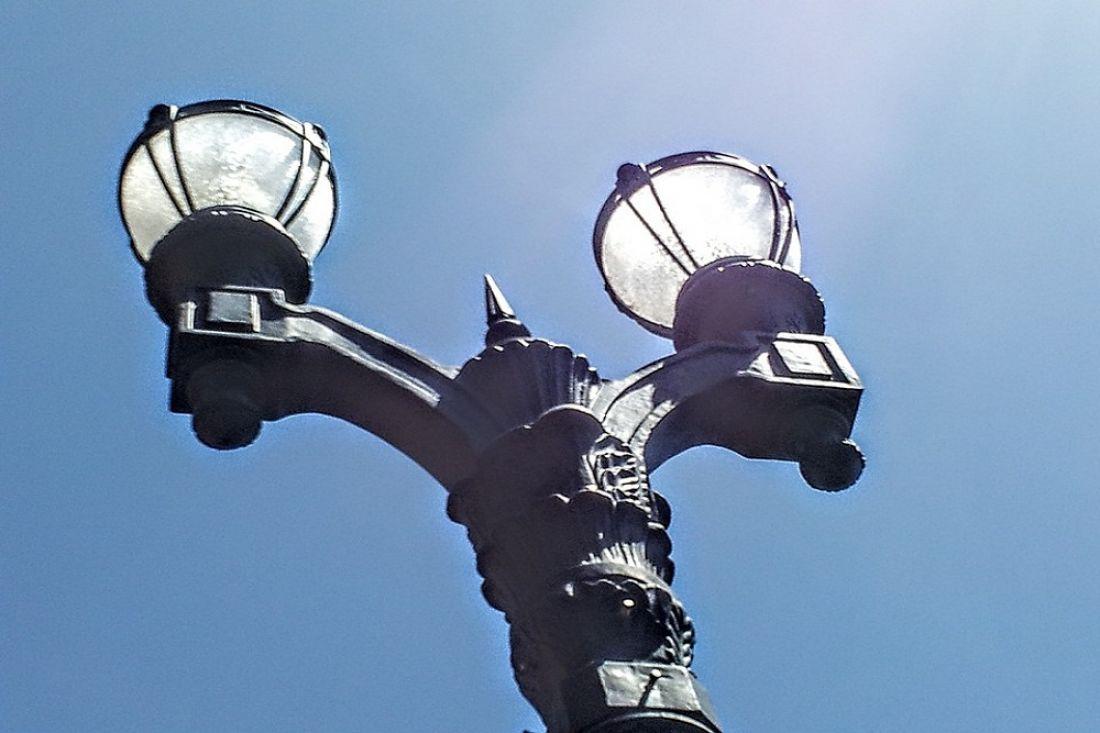 Около 3 млн. руб. направят на облагораживание уличного освещения впоселке Зиф