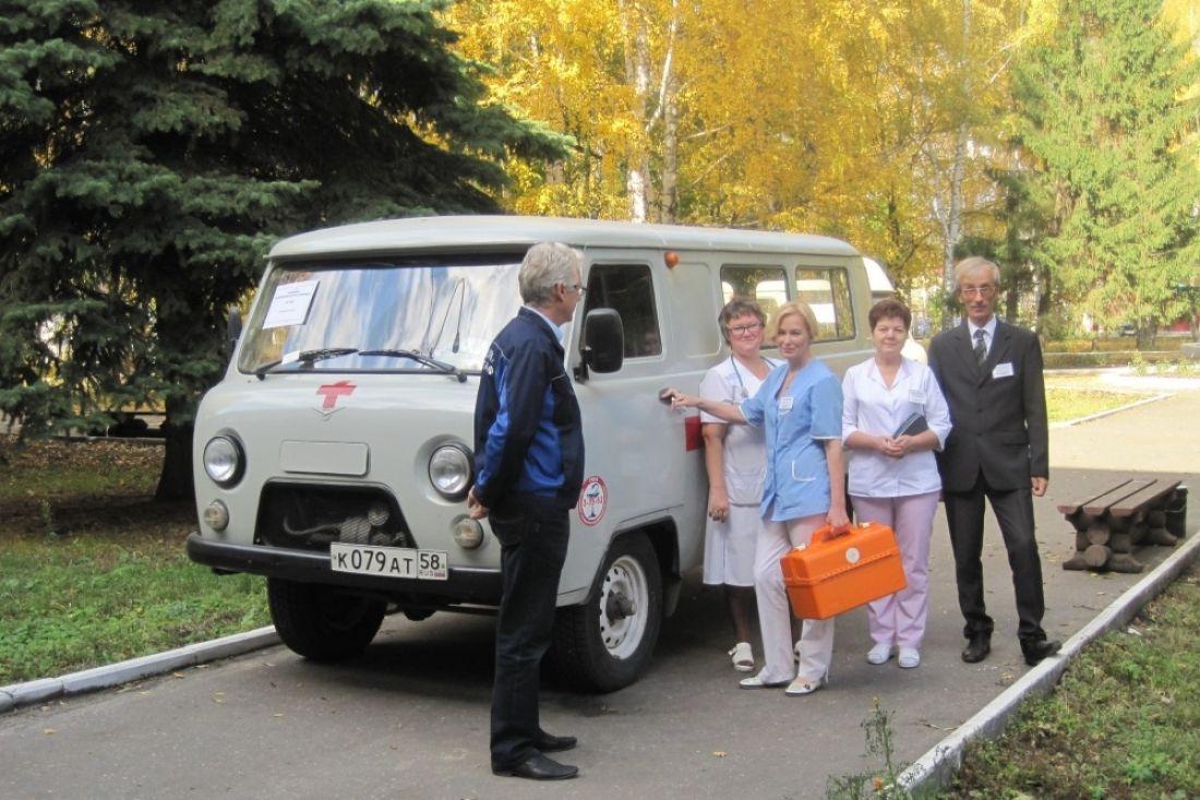 В Пензенской области медики «спасли» детей после условного ЧП