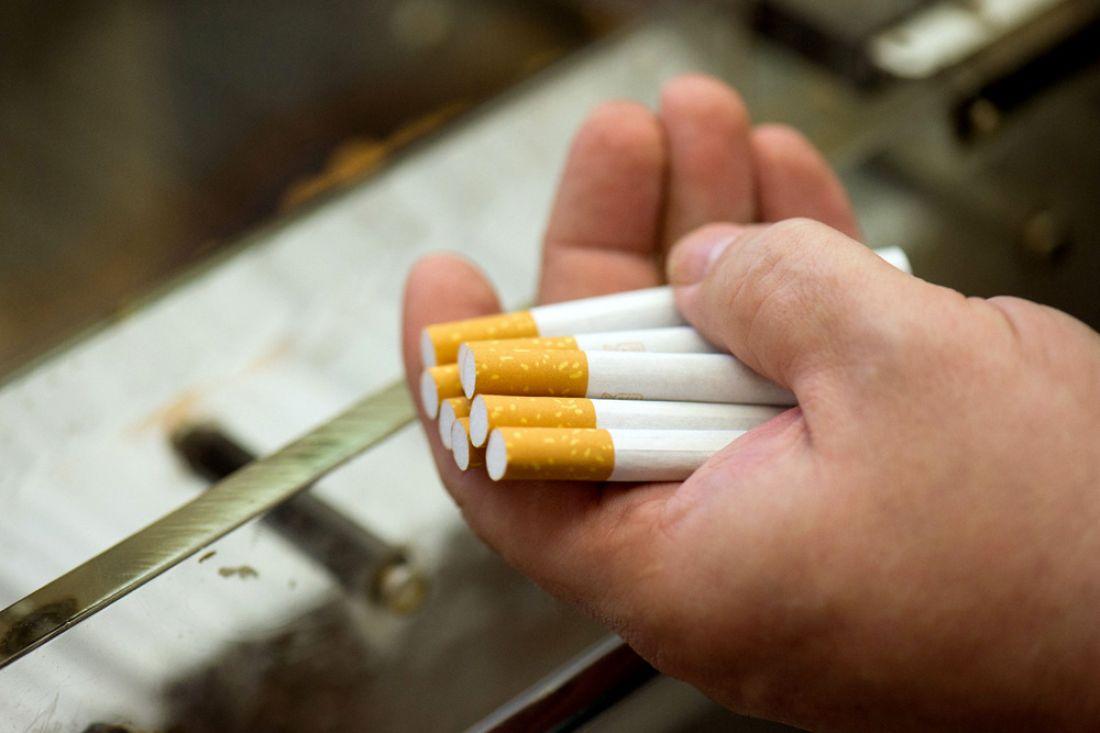 Стоимость акцизной марки для сигарет увеличилась со150 до200 руб