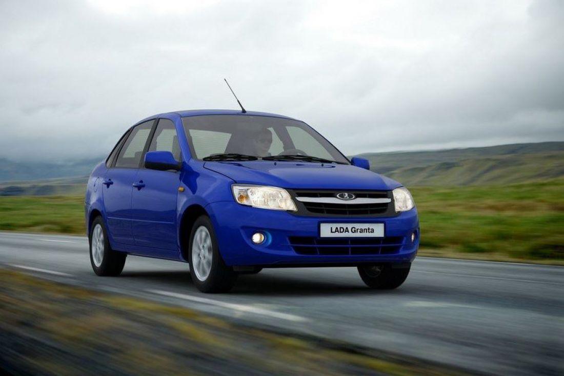 Жители России составили рейтинг самых известных отечественных авто