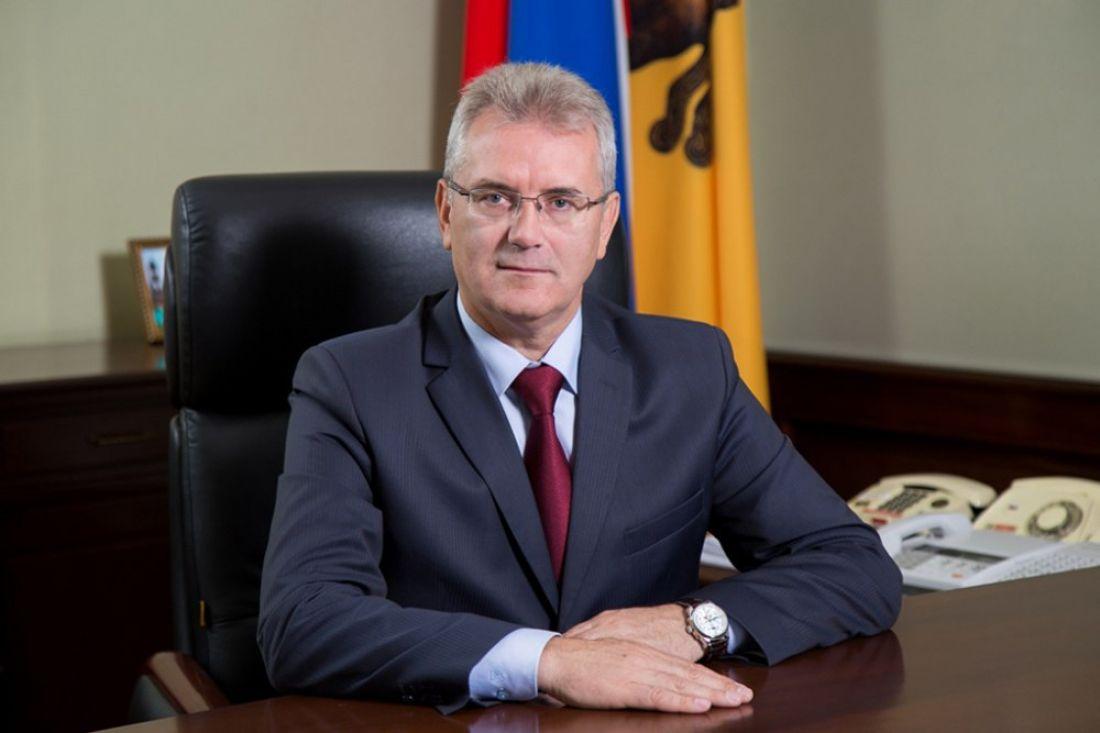 Валерий Радаев улучшил позиции врейтинге глав регионов всфере ЖКХ