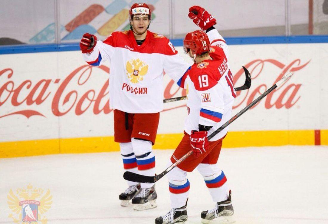 Игроки ТХК забили 6 из 14 голов сборной России японцам на Универсиаде